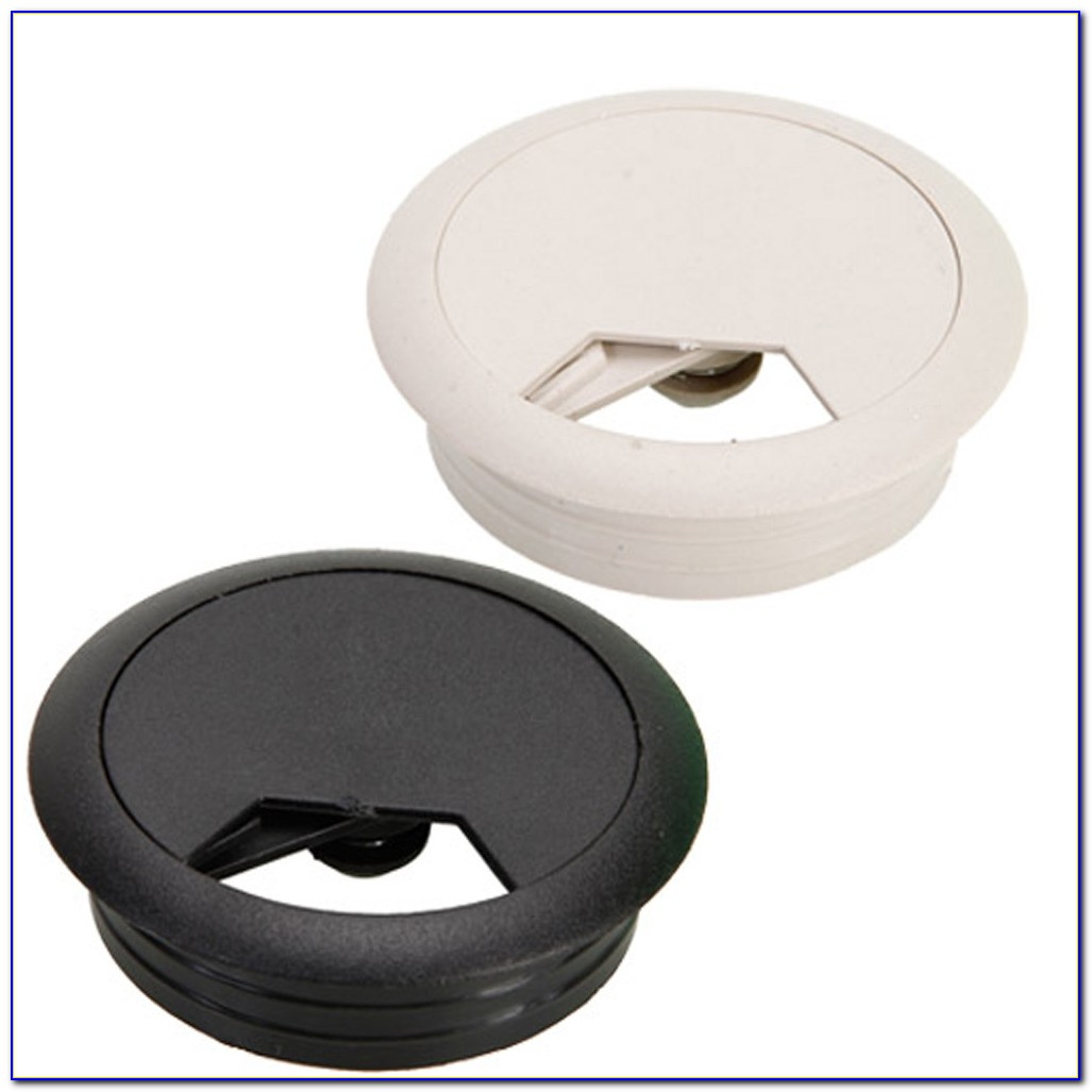 Rectangular Computer Grommets For Desks