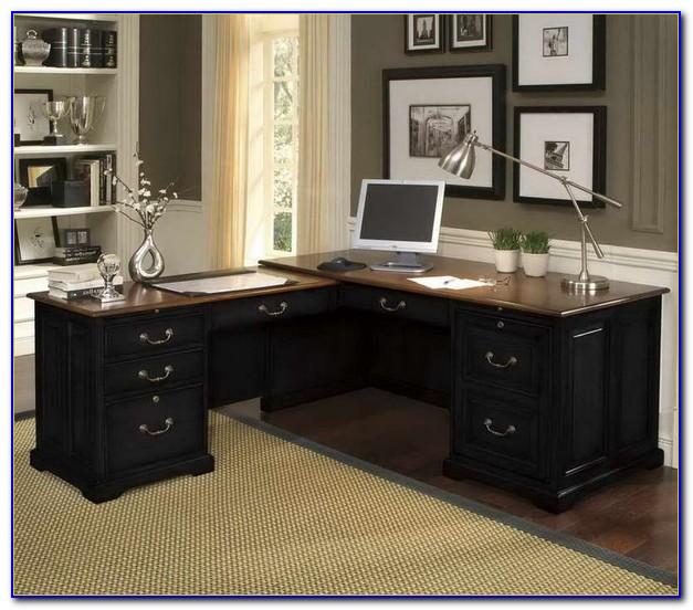 Riverside Home Office Executive Desk 44732: Riverside Roll Top Desk Oak