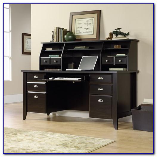 Sauder Computer Desk Hutch