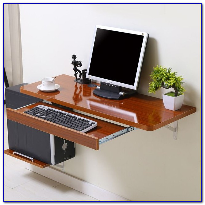 Small Desk For Computer And Printer