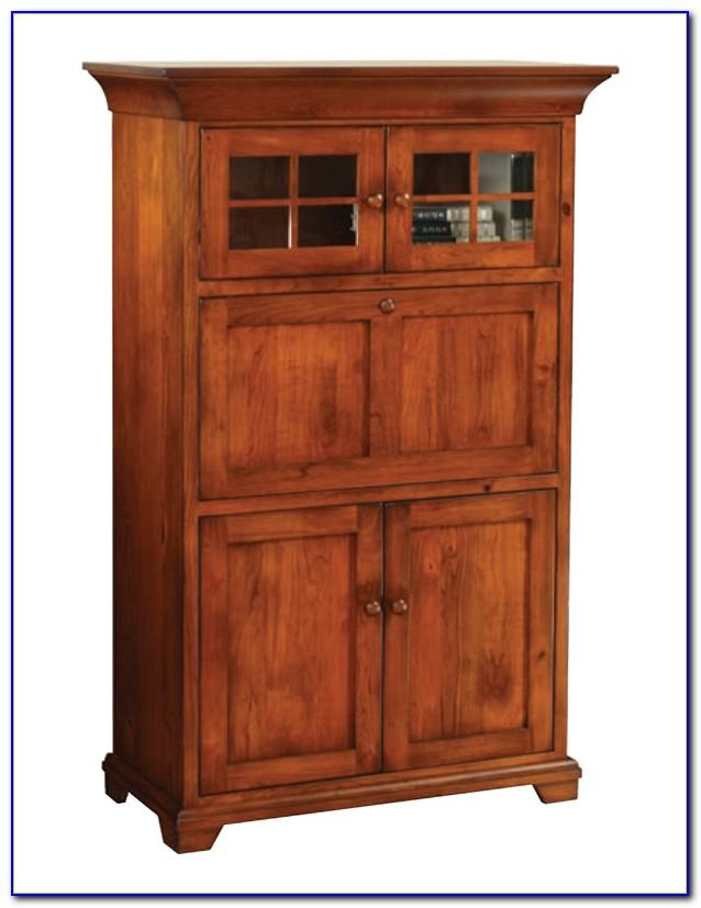 Small drop down secretary desk desk home design ideas for Small drop down desk