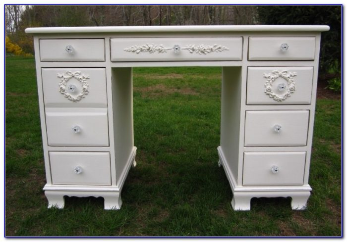 Small Shabby Chic Computer Desk