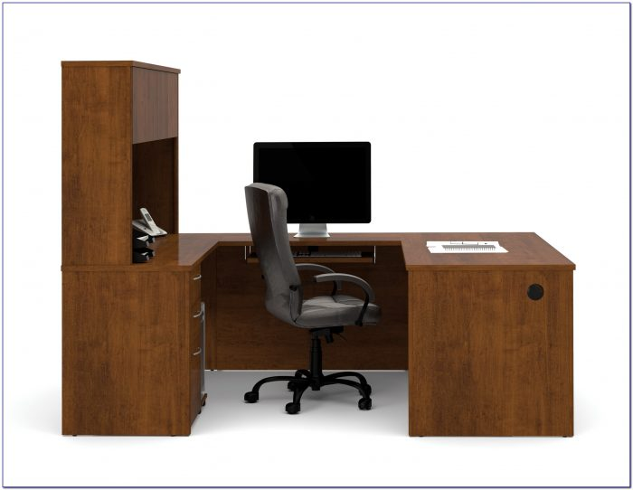 Small U Shaped Computer Desk