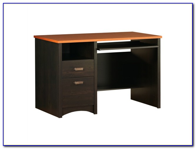 South Shore Gascony Collection Computer Desk With Hutch