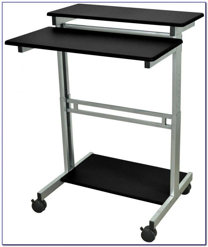Ergo Floor Stand Artisan Designs : Stand up computer desk platform home design ideas