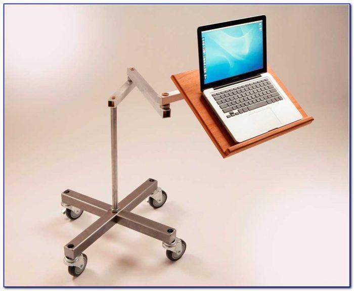 Swing Away Laptop Desk