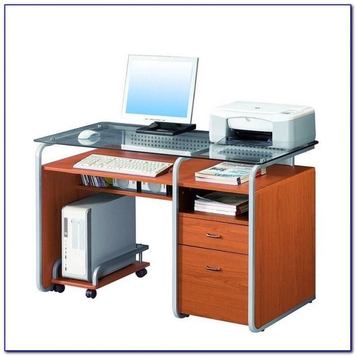Techni Mobili Computer Desk Assembly Instructions