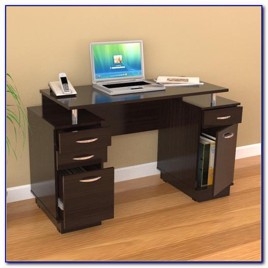 Techni mobili tempered glass top computer desk in for Mobili computer