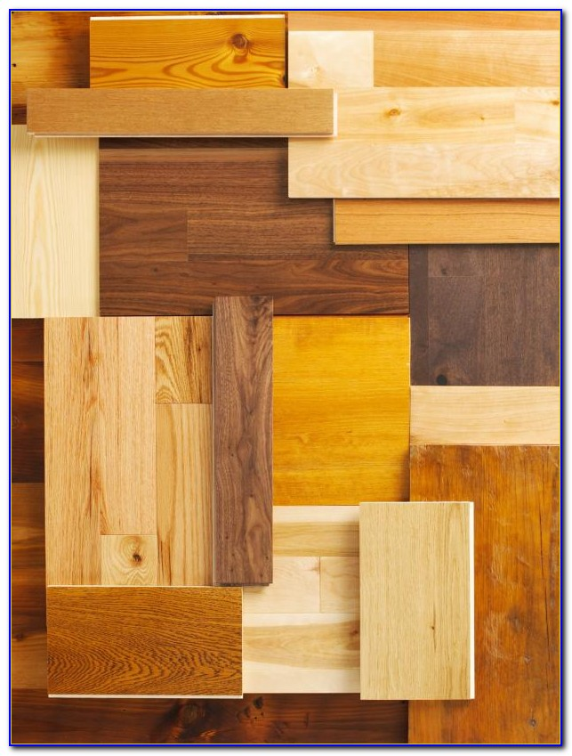 Types Of Hardwood Floors Bamboo