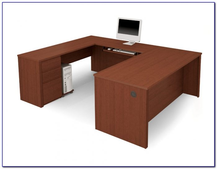 U Shaped Computer Desks