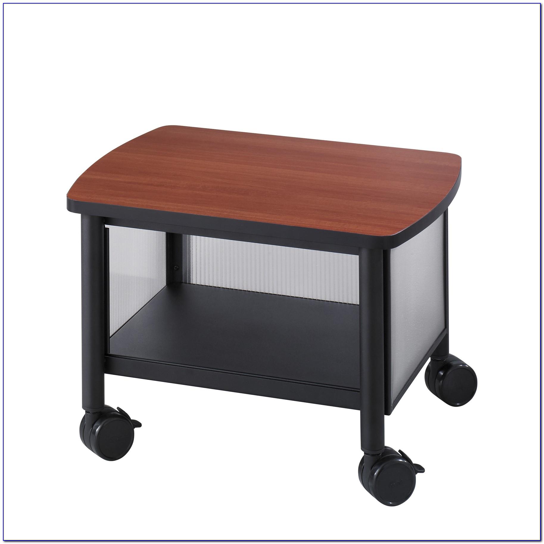 Under Desk Printer Stands