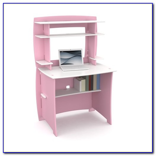 Used Children's Desk With Hutch