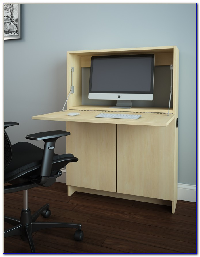 Wall Mounted Computer Desk Australia
