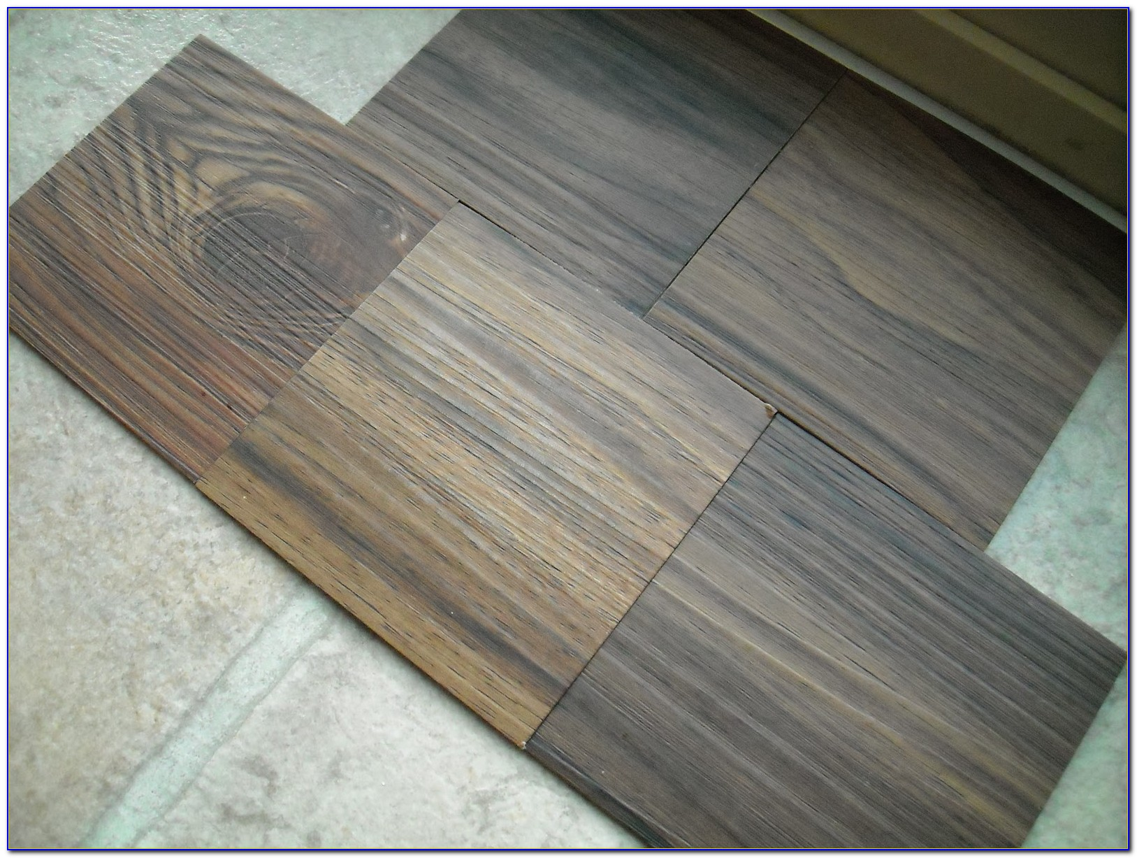 Allure Resilient Plank Flooring Cleaning