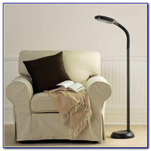 Balanced Spectrum Floor Lamp Black 27 Watt