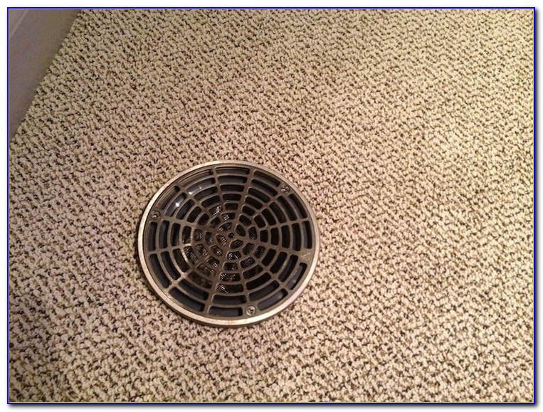 Basement Floor Drain Cover Plate