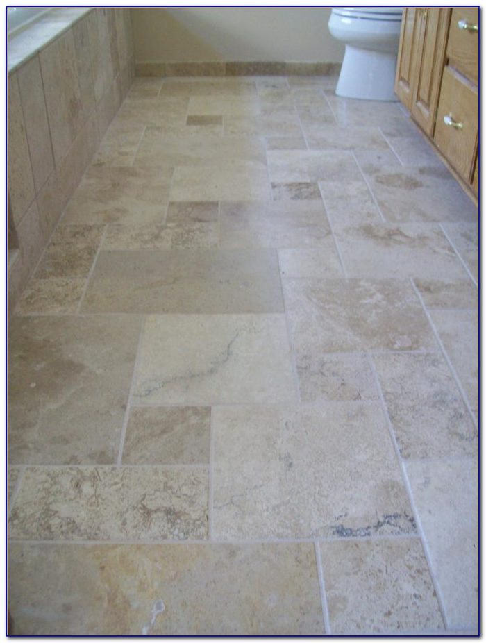Bathroom Floor Tile Patterns With Border