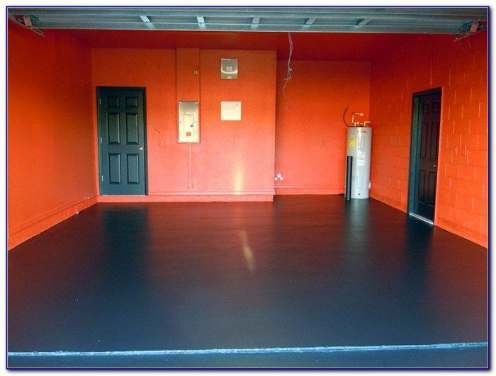 Behr Garage Floor Sealer