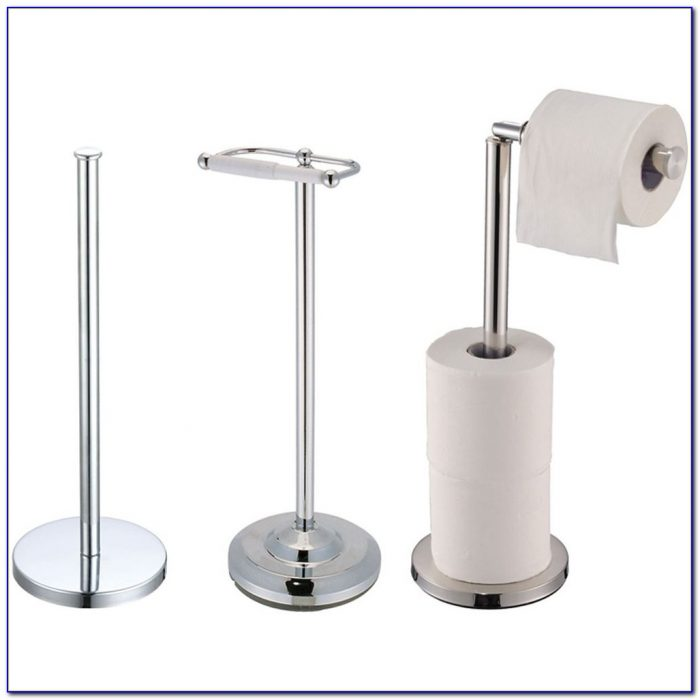 Floor Mounted Toilet Paper Holder Flooring Home Design
