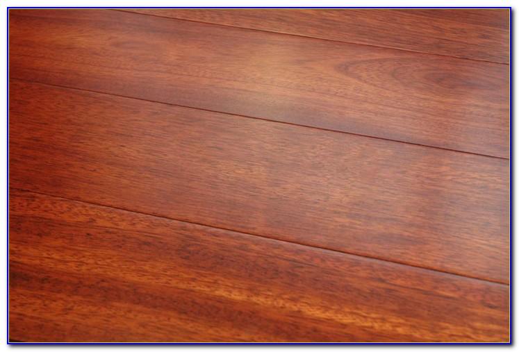 Brazilian Cherry Hardwood Floors Changing Colors
