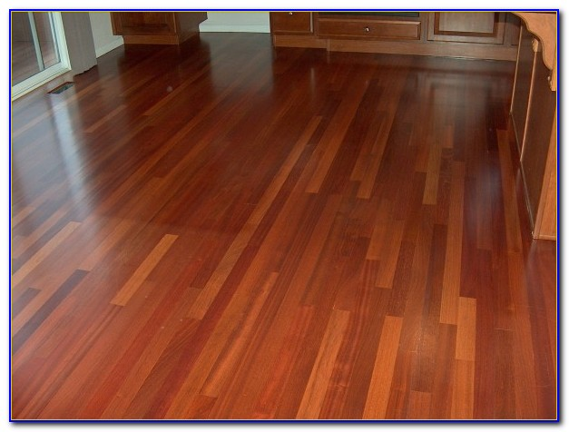 Brazilian Cherry Hardwood Floors Scratch