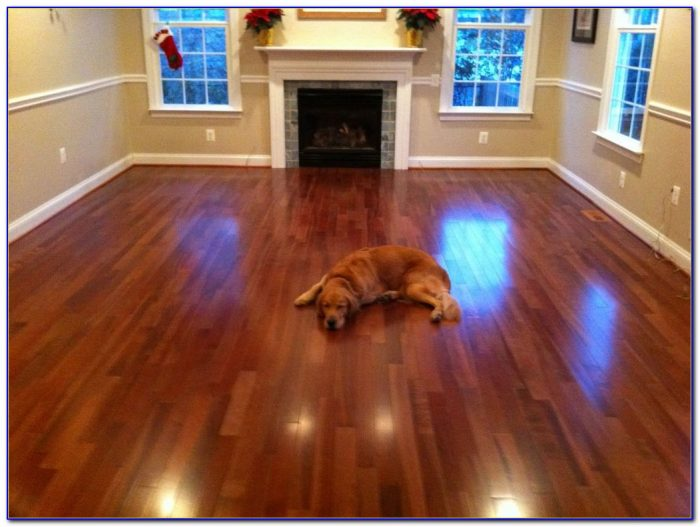 Brazilian Cherry Laminate Flooring Mannington