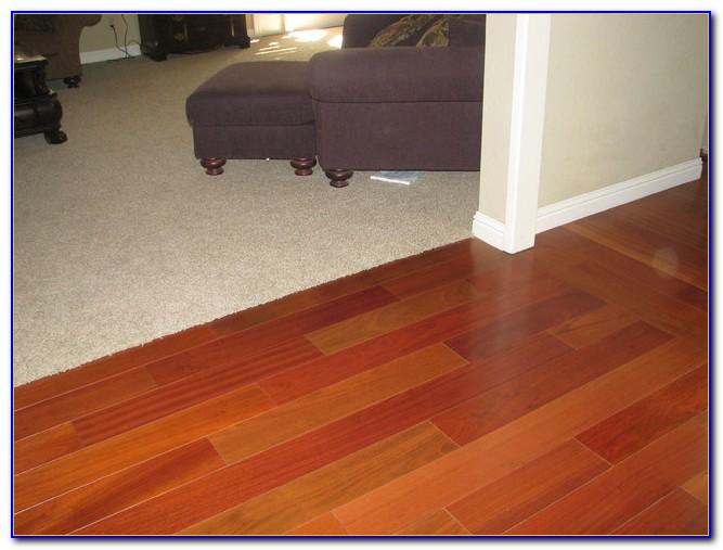 Brazilian Cherry Wood Floor Care