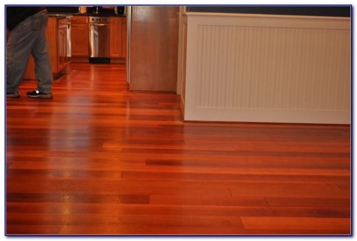 Brazilian Cherry Wood Flooring Colors