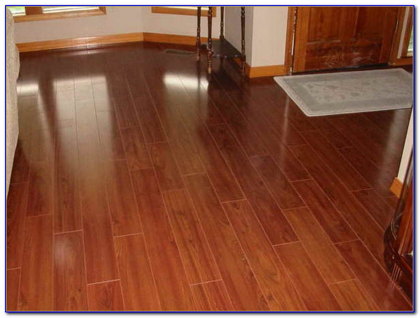 Cleaning Laminate Wood Floors With Bleach
