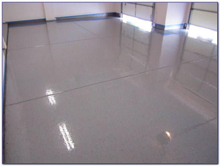 Clear Epoxy Resin Floor Coating