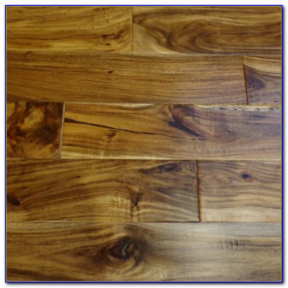 Click Lock Solid Hardwood Flooring