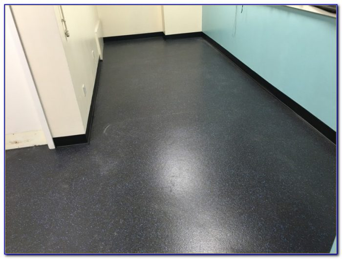Commercial Vinyl Plank Flooring Installation