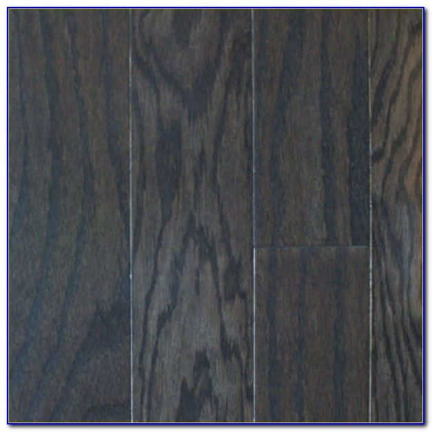 Dark Grey Engineered Wood Flooring