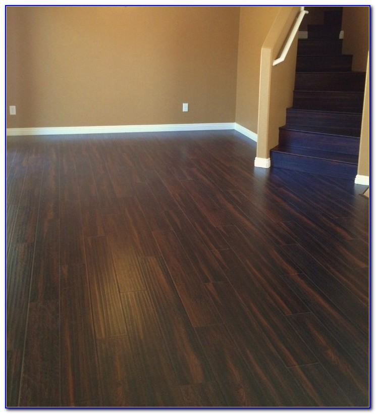 Dark Wood Laminate ~ Dark wood laminate flooring ikea home design