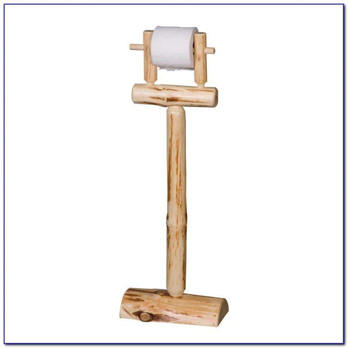 Wooden Floor Toilet Paper Holder Flooring Home Design