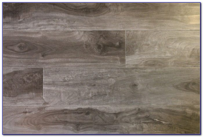 Distressed Dark Wood Laminate Flooring