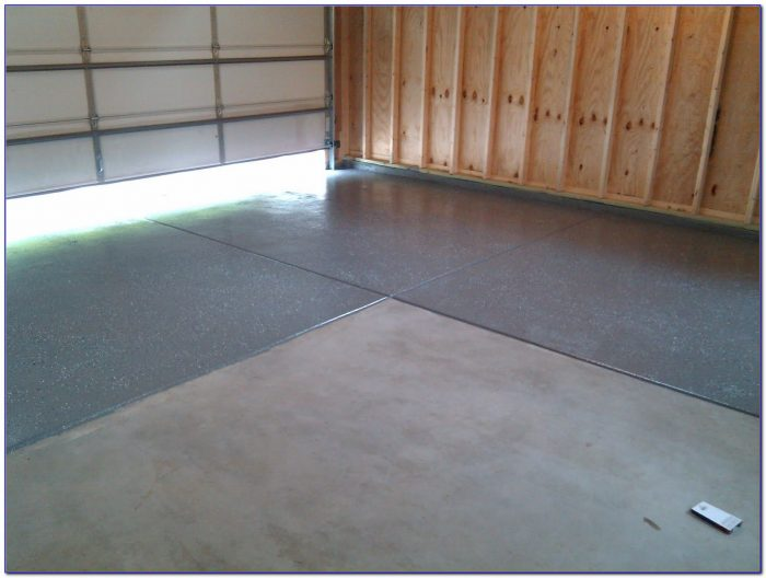 Diy Epoxy Garage Floor Coating