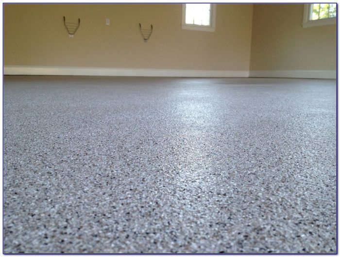 Diy Garage Floor Coating Instructions