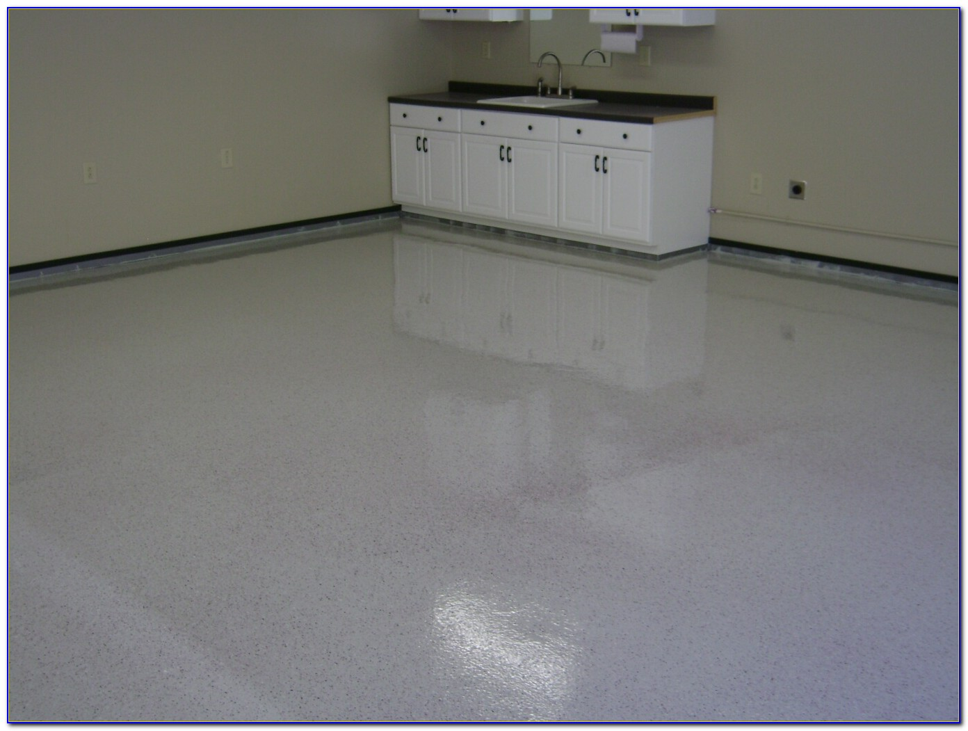 Epoxy Basement Floor Paint Pictures