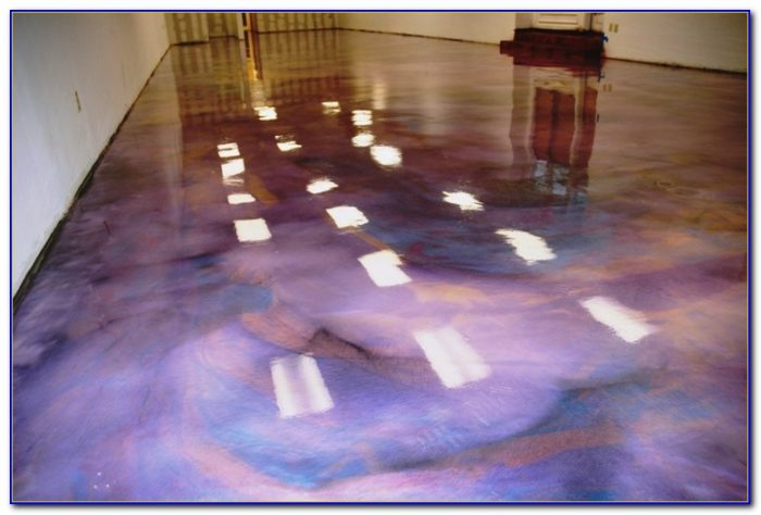 Using Epoxy Paint Basement Floor Flooring Home Design