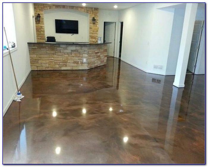 Epoxy Garage Floor Coating Steps