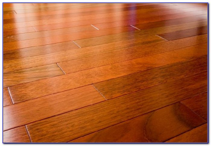 Fake Wood Flooring Types