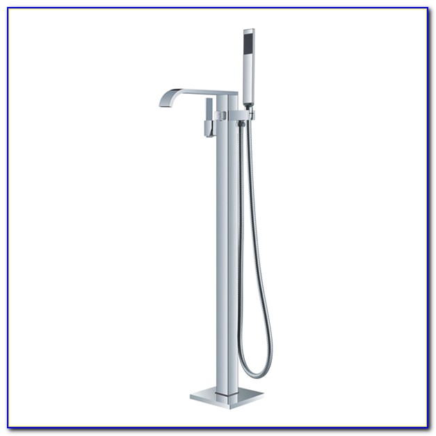 Floor Mounted Tub Filler Canada