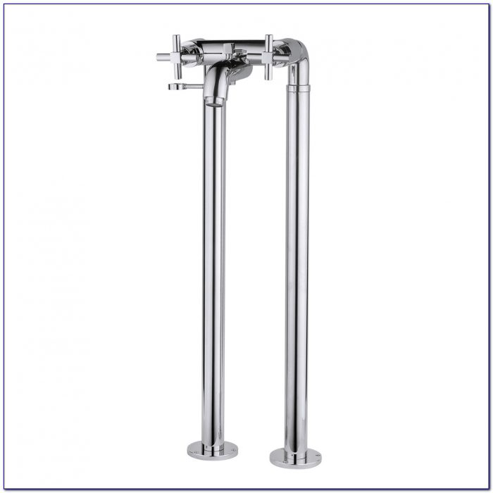 Floor Mounted Tub Filler Grohe