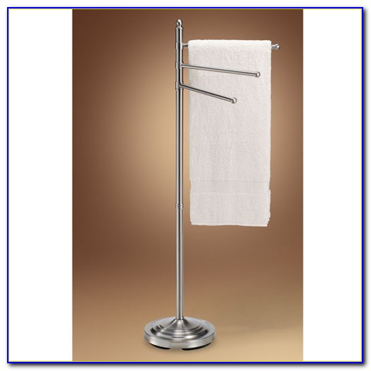 Floor Standing Towel Rack Nz