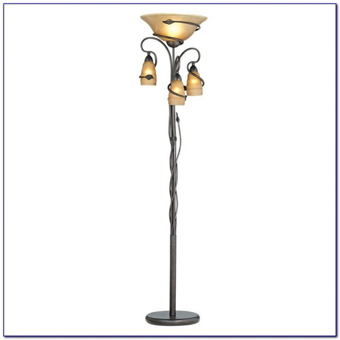 Franklin Iron Works Marlowe Adjustable Arc Floor Lamp