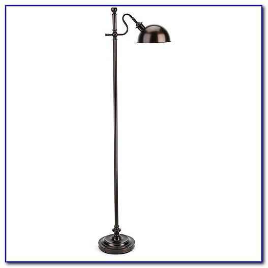 Full Spectrum Floor Lamp With Magnifier