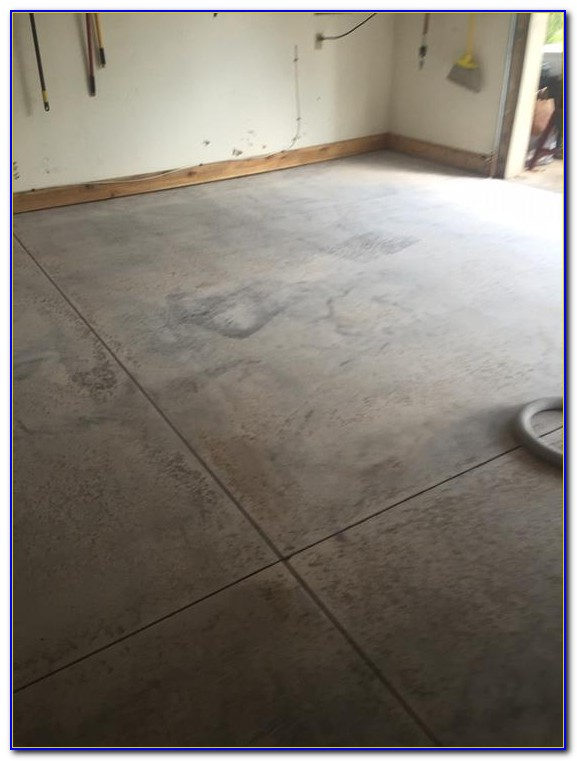 Garage Floor Coating Alexandria Mn