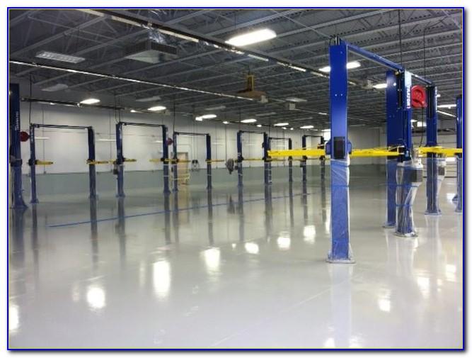 Garage Floor Coating Bloomington Mn