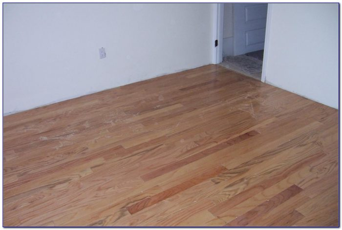 Glue Down Wood Flooring